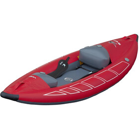 """NRS STAR Viper Inflatable Kayak 9'6"""" red"""